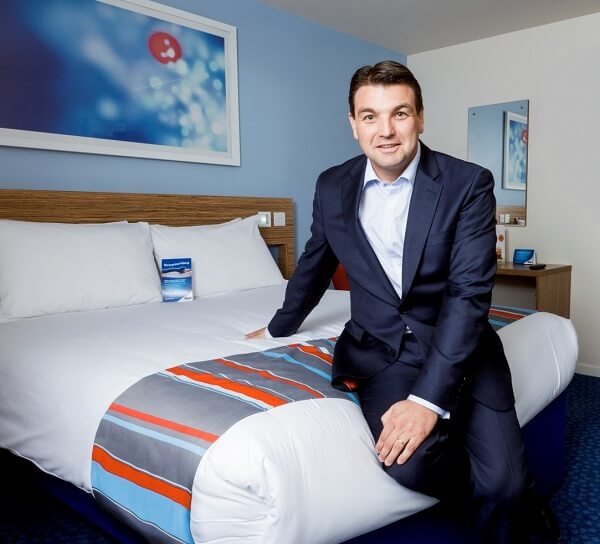 Business customers & new hotels driving growth at Travelodge