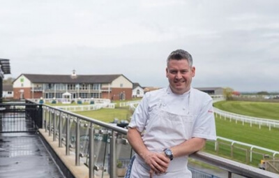 Celebrity chef creates signature dishes at Beverley Racecourse