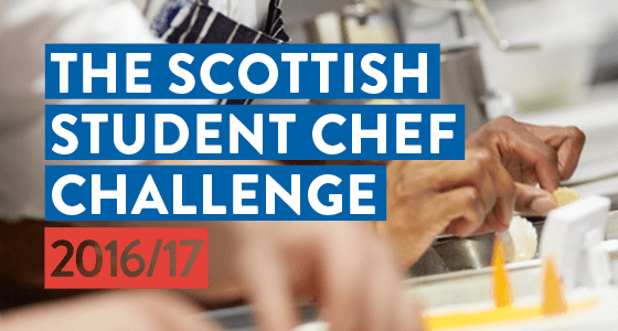 Brakes Scotland announces final line up for 2017 Student Chef Challenge