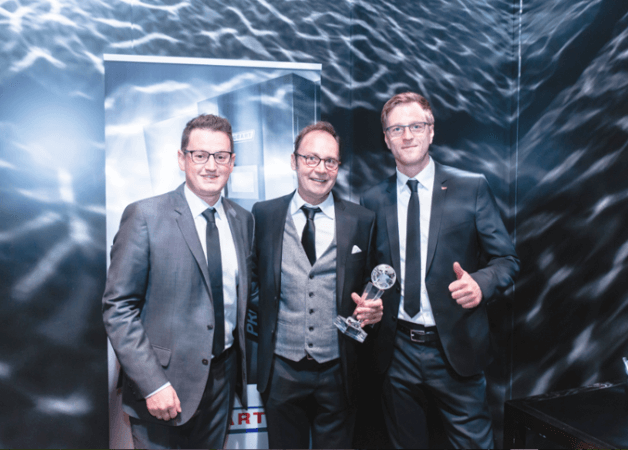 Hobart wins Manufacturer of the Year award