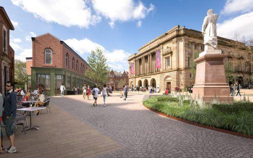 New speakeasy bar & cafe set for Blackburn town centre this summer