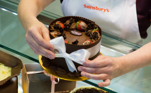 Sainsbury's launches Patisserie Valerie trial & rolls out Sushi Gourmet