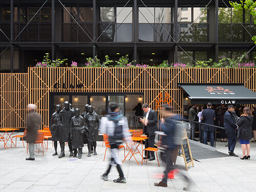 British Land dishes up new pop-up food concept at Broadgate