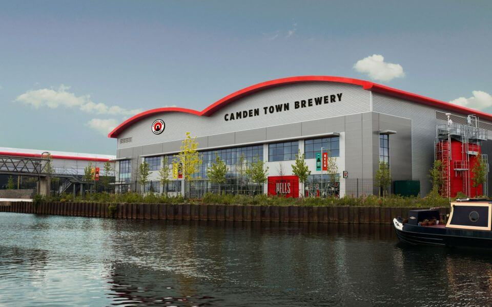 Camden Town Brewery to open new £30m brewery in Enfield in July