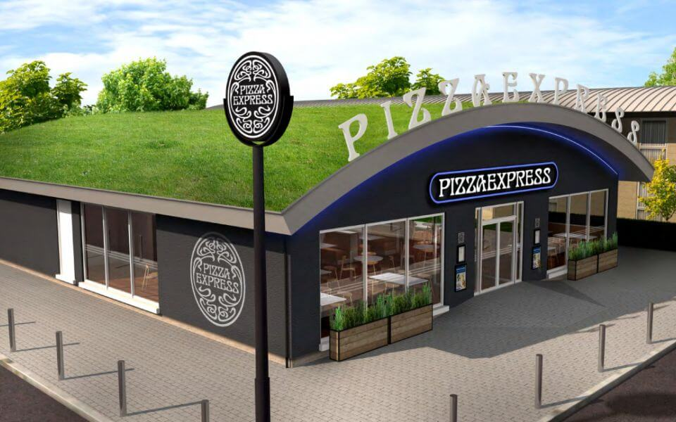 PizzaExpress to launch first motorway service station site this October