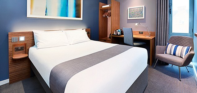 Travelodge launches new SuperRooms today