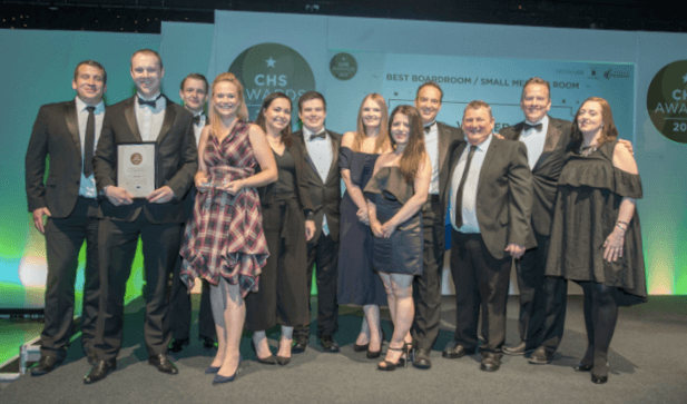 Yorkshire's only five-star hotel wins gold at CHS Awards
