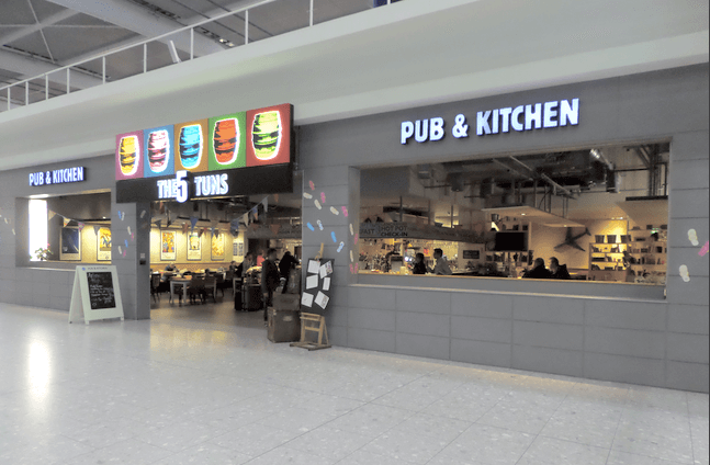 Casual Dining Group moves into pub operations