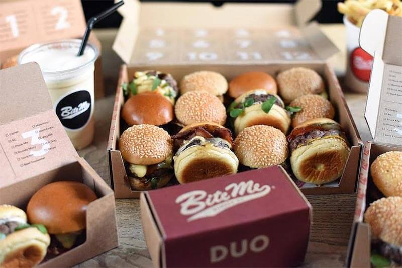 Slider king to open London mini-burger pop-up