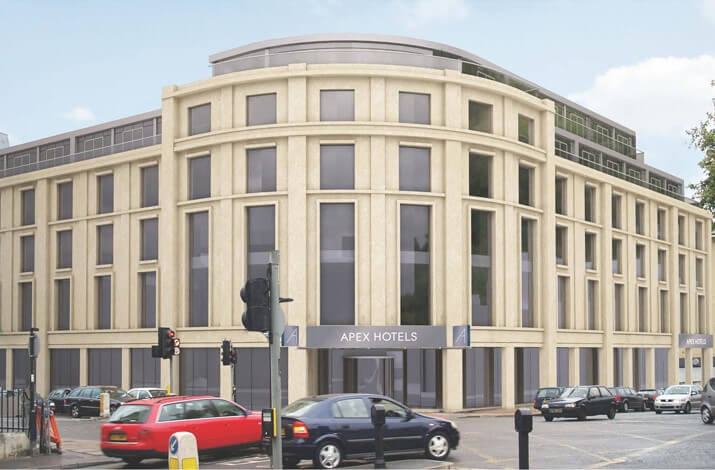 Apex to launch largest Bath hotel in August