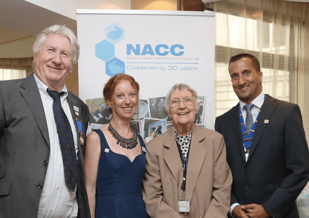 NACC celebrates 30 years of raising profile & standards of care catering
