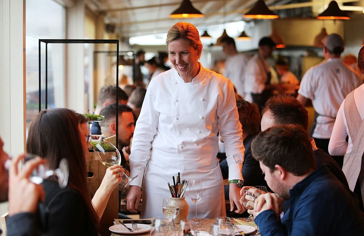 Chef Clare Smyth to open Core in July