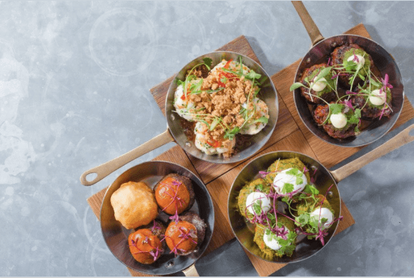 Balls & Co launch month of global flavours