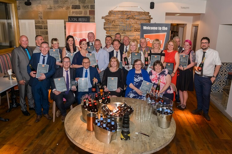 Punch celebrates strong relationships at third publican regional awards