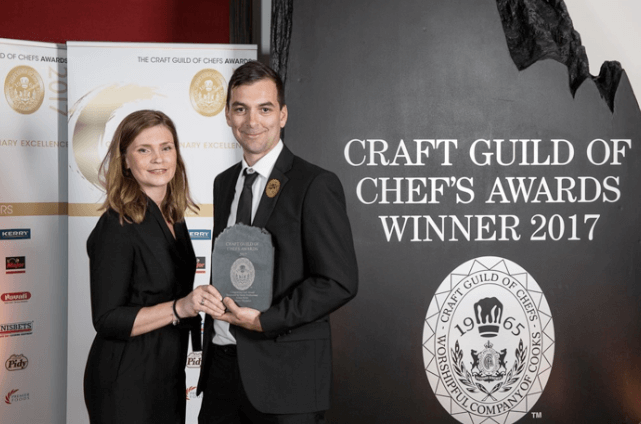 Compass celebrates success at Craft Guild of Chefs Awards