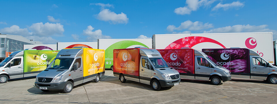 Ocado plans to raise £350m for expansion & software development