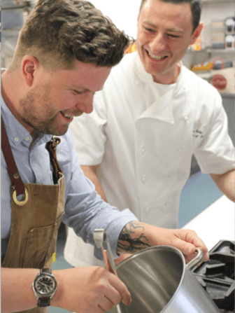 Vacherin launches exclusive collaboration with multi award-winning chef