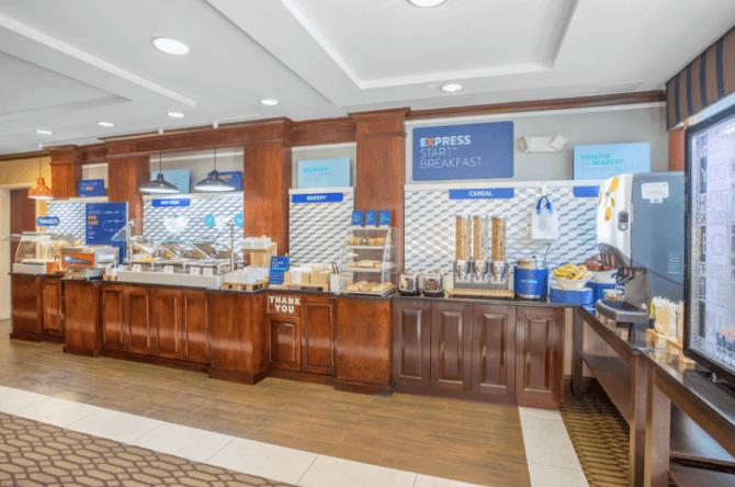 IHG enhances F&B offer across Holiday Inn & Holiday Inn Express sites