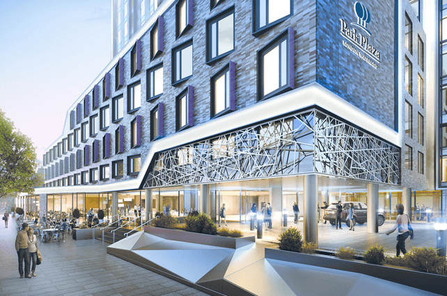 PPHE opens largest hotel opening in London for 2017