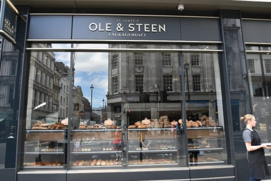 Acclaimed Danish bakery chain changes hands & plans four London sites