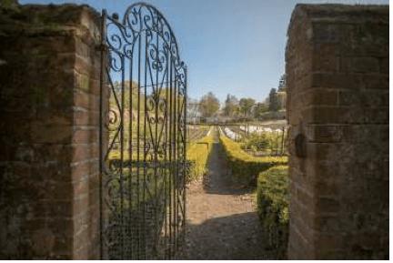 Novikov hosts summer masterclass in Suffolk walled garden