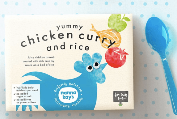Healthy Food Co launches children's range into healthcare sector