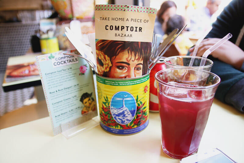 Comptoir Libanais to open at The Oracle Riverside in Reading this month