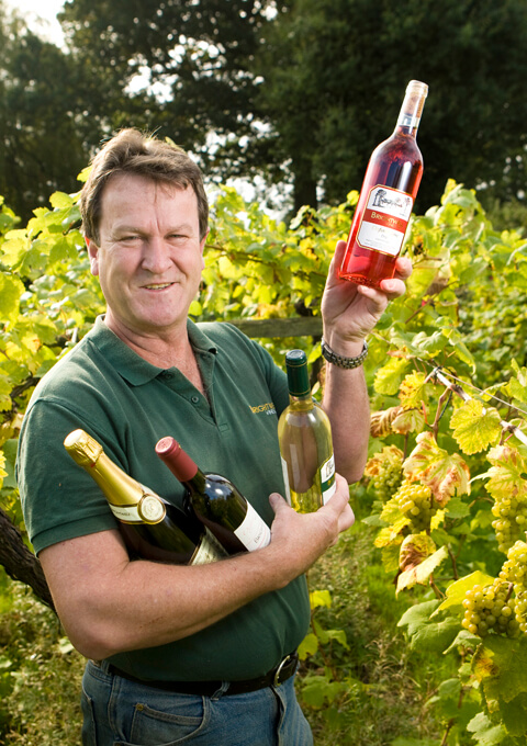 Midcounties Co-op gives boost to English winemakers