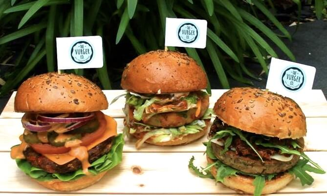 Plant-based burger company becomes Crowdcube's fastest ever restaurant raise
