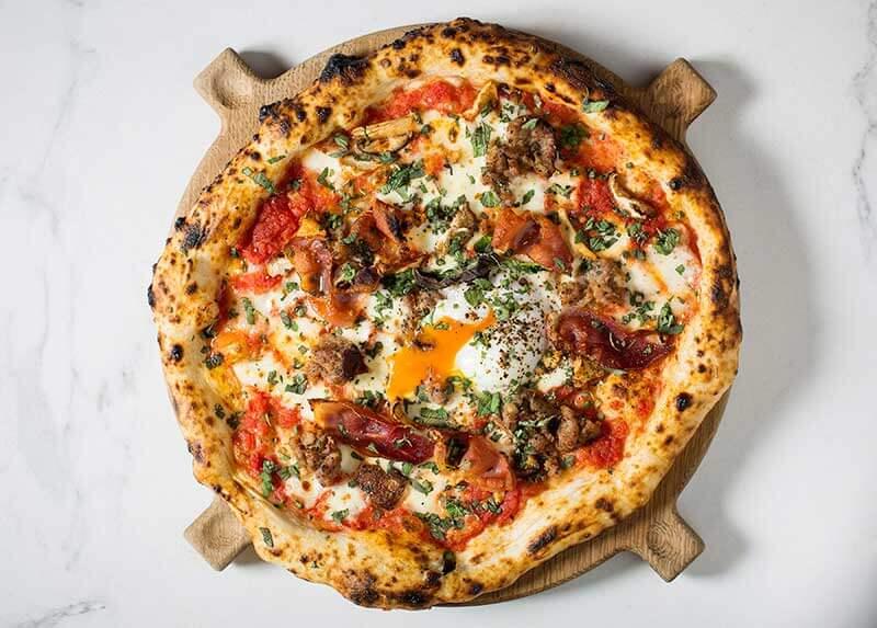 Hai Cenato launches brunch dishes with Italian twist