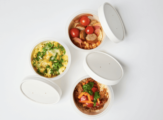 Compass adds hot food-to-go to Chop Chop range