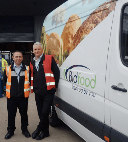 Bidfood donates 100,000 meals to feed people in need