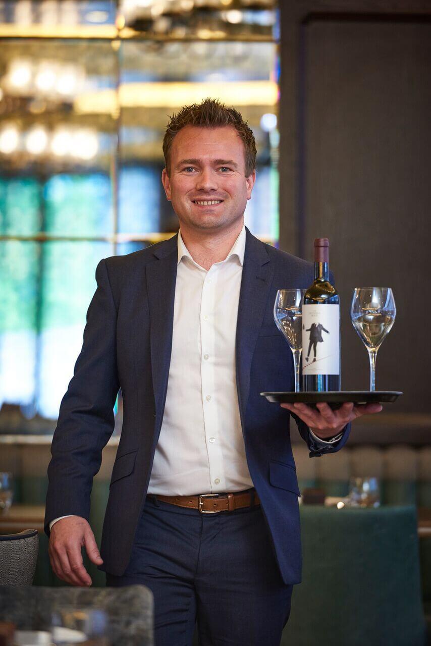 New bar & restaurant managers for Yorkshire 5-star hotel restaurant