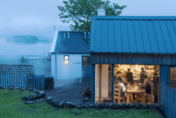 The Three Chimneys named Good Food Guide  Restaurant of the Year