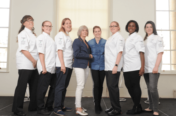 Compass Group UK & Ireland celebrates 'Women in Food'