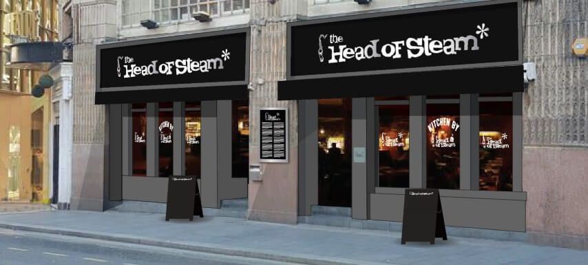 Camerons Brewery to open 11th Head of Steam this month in Liverpool