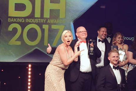 Macphie wins UK Bakery Manufacturer of the Year award