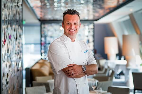 Michelin-starred Angler launches autumnal menu