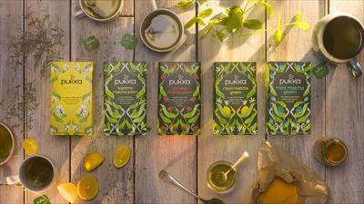 Unilever acquires Pukka herbal tea company