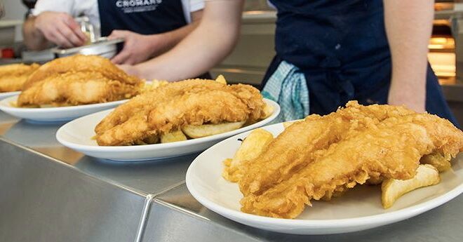 National Fish & Chip Awards shortlist revealed