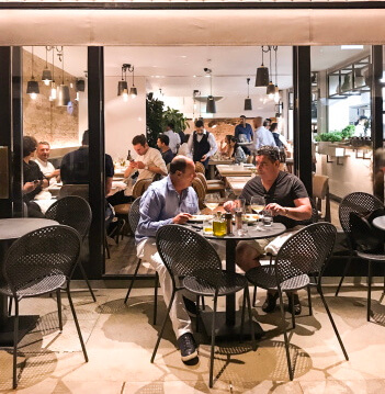 Roka team opens Greek restaurant in London