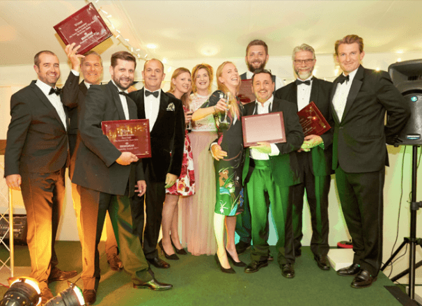 Seven Brakspear pub tenants win at annual awards