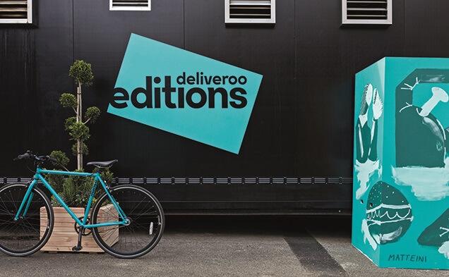 Deliveroo secures £286m for expansion
