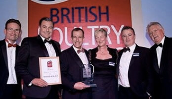 M&B wins Foodservice Operator accolade at British Poultry Awards