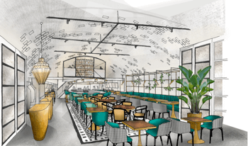 November opening for Cinnamon Kitchen at Battersea Power Station