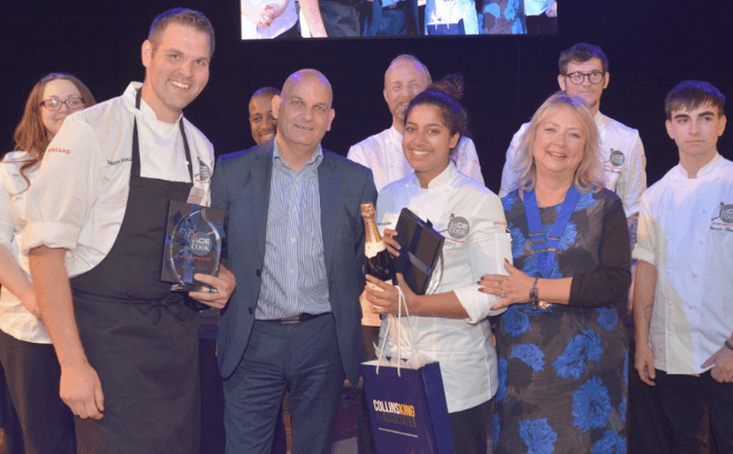 Restaurant Associates & Lexington win Ready Steady Cook awards