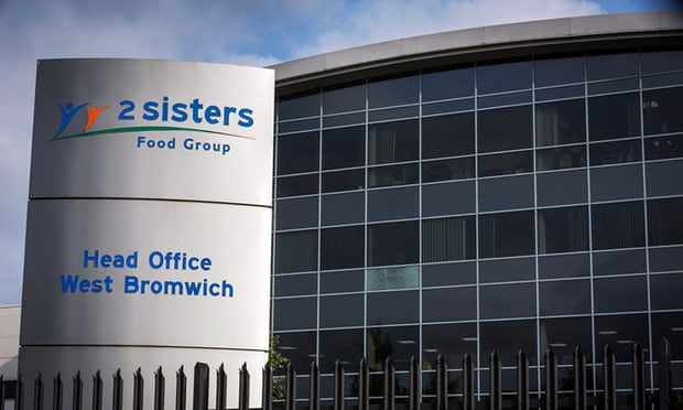 M&S & Aldi suspend 2 Sisters orders after undercover video footage aired