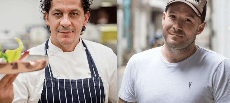 Mazzei & Rankin join forces to celebrate wild produce at Radici