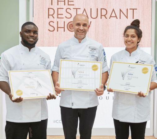 Compass chefs shine at culinary competition