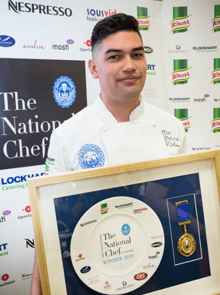 National Chef of the Year 2018 crowned